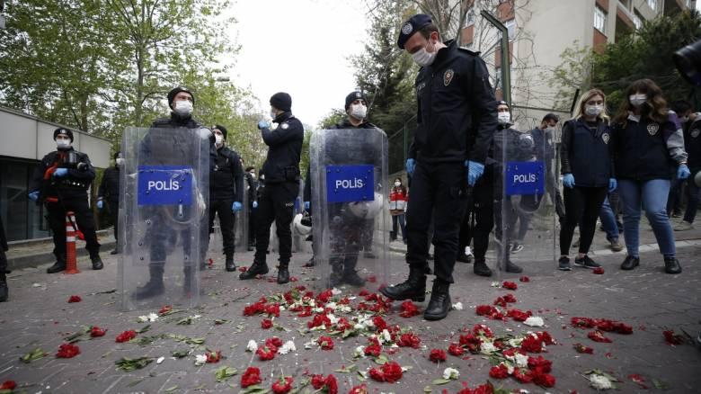 Πρωτομαγιά - Τουρκία: Συνελήφθη πρόεδρος Συνδικάτου Εργαζομένων