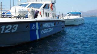 Πρόσκρουση φορτηγών πλοίων στο λιμάνι της Θεσσαλονίκης