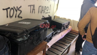 Αυτό είναι το κρησφύγετο των κακοποιών που έκλεβαν γραφεία στην Πολυτεχνειούπολη
