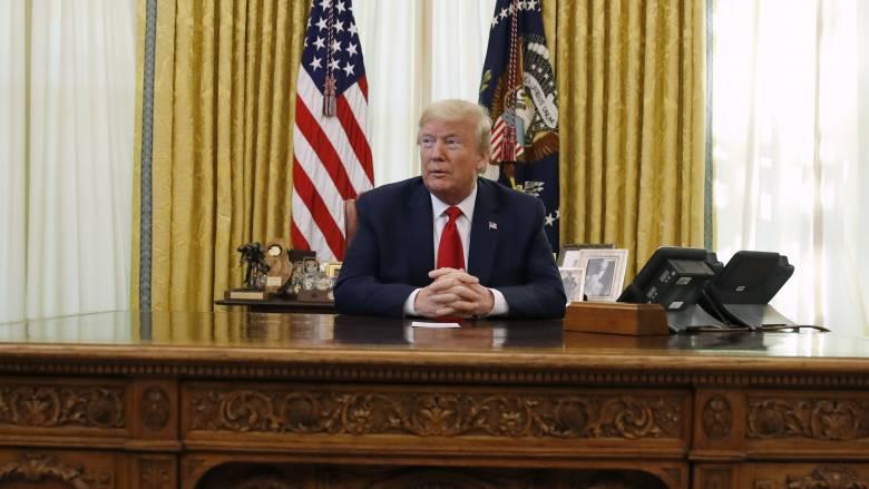 Κορωνοϊός - ΗΠΑ: Την έγκριση χρήσης ρεμδεσιβίρης ως θεραπεία ανακοίνωσε ο Τραμπ