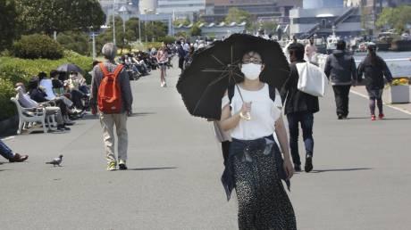 Κορωνοϊός - Ιαπωνία: Προς παράταση τα μέτρα έκτακτης ανάγκης