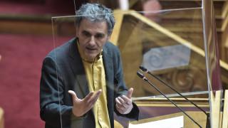 Τσακαλώτος: Η ΝΔ παραδέχεται τις ανακρίβειές της για την οικονομία