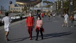 Κορωνοϊός: Η Ισπανία κατέγραψε τον χαμηλότερο ημερήσιο αριθμό νεκρών από τον Μάρτιο