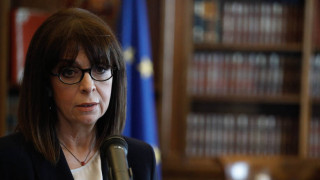Σακελλαροπούλου: H πανδημία επιβεβαίωσε τη ζωτική σημασία της ελεύθερης ενημέρωσης
