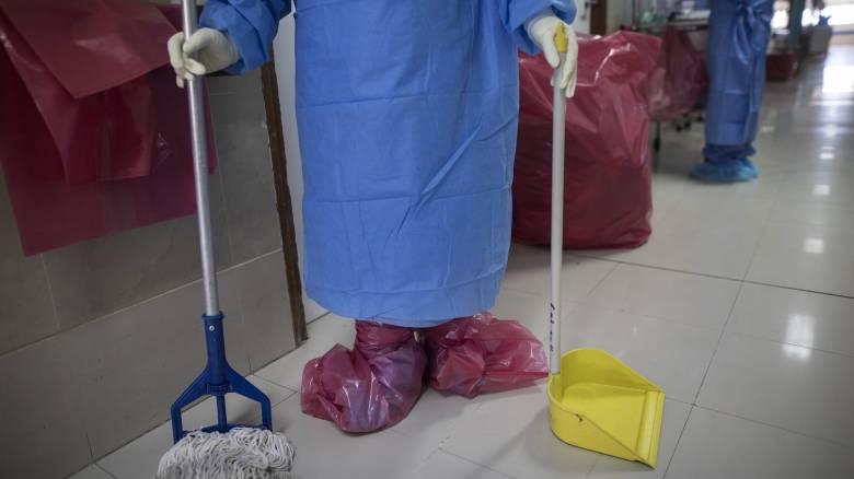 Κορωνοϊός: Πώς πρέπει να γίνεται ο καθαρισμός χώρων κατά την επάνοδο στη νέα κανονικότητα