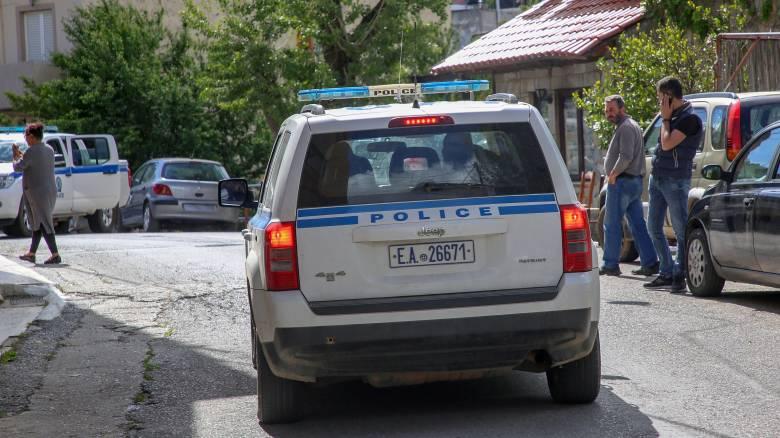 Διπλή δολοφονία - Ανώγεια: Υπό ισχυρή αστυνομική δύναμη η κηδεία του 30χρονου