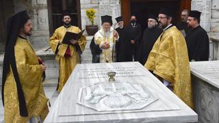 Οικουμενικός Πατριάρχης: Δέηση για τους ασθενείς και όσους δοκιμάζονται από τον κορωνοϊό