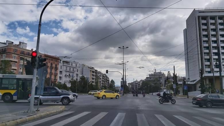 Άρση μέτρων: Χωρίς προβλήματα η κίνηση στους δρόμους