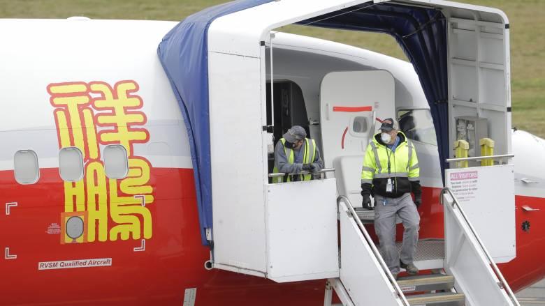Κορωνοϊός: Με «βεβαίωση υγείας» θα ταξιδεύουν επιβάτες της Air China