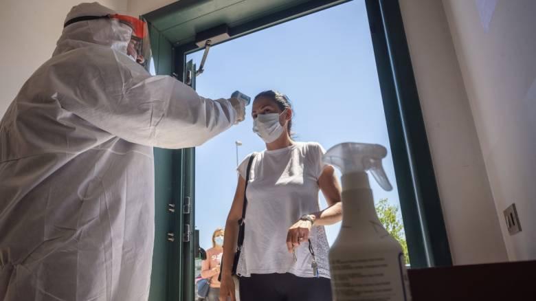 Κορωνοϊός: Περισσότεροι οι νεκροί στην Ιταλία το τελευταίο εικοσιτετράωρο