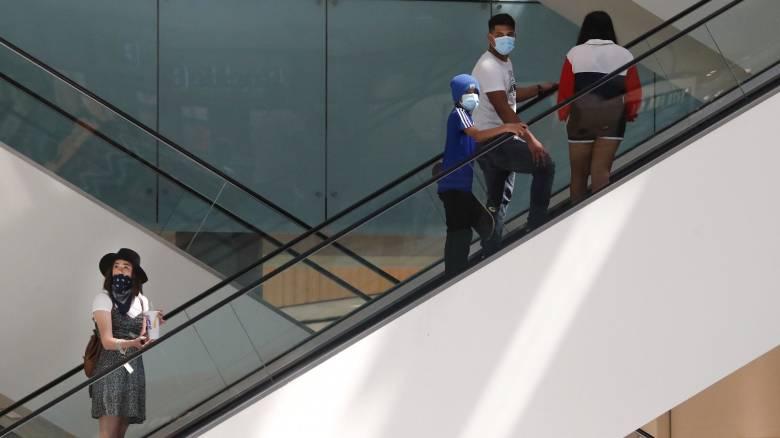 Κορωνοϊός στις ΗΠΑ: Σενάριο για πάνω από 100.000 νεκρούς τον Ιούνιο εξαιτίας της πανδημίας