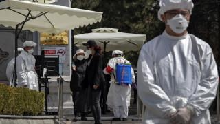 Κορωνοϊός στην Κίνα: Ένα «εισαγόμενο» κρούσμα μόλυνσης - Κανένας νέος θάνατος