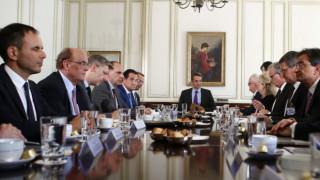 Κορωνοϊός: Διευρυμένη σύσκεψη Μητσοτάκη – τραπεζιτών για τη χρηματοδότηση των επιχειρήσεων