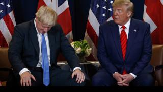 Brexit: Επανεκκίνηση στις εμπορικές συνομιλίες μεταξύ ΗΠΑ - Βρετανίας