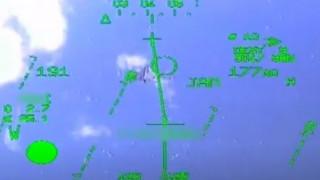 Βίντεο - ντοκουμέντο από τη στιγμή που ελληνικό Mirage καταδιώκει το τουρκικό F-16