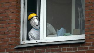 Κορωνοϊός – Ρωσία: Μυστήριο μετά την πτώση τριών γιατρών από παράθυρα νοσοκομείων