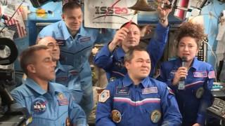 Διεθνής Διαστημικός Σταθμός: Η 5η Μαΐου είναι «Ημέρα του Αστροναύτη» στις ΗΠΑ