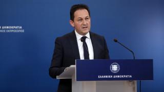 Πέτσας: Τα άδεια έδρανα του ΣΥΡΙΖΑ είναι η φωτογραφία της απουσίας πολιτικής