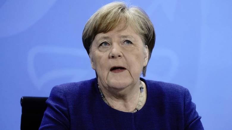 Κορωνοϊός - Γερμανία: Η Μέρκελ είναι έτοιμη να μιλήσει για χαλάρωση μέτρων
