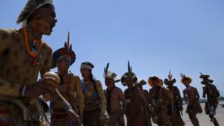 Κορωνοϊός: Φυλή ιθαγενών φοβάται ότι θα αφανιστεί