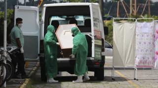 Κορωνοϊός: Ξεπέρασαν τους 15.000 οι θάνατοι στη Λατινική Αμερική