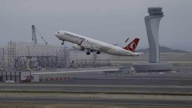 Τουρκία: Τα βήματα σταδιακής επαναλειτουργίας των Τουρκικών Αερογραμμών