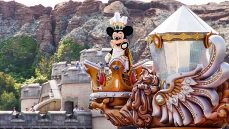Κορωνοϊός - Walt Disney: Απώλειες 1,4 δισ. δολάρια από το κλείσιμο των θεματικών πάρκων