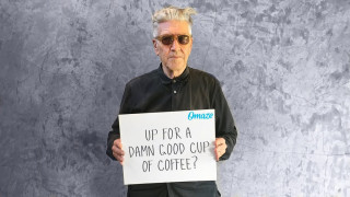 Ο Ντέιβιντ Λιντς μάς καλεί για καφέ - Για καλό σκοπό