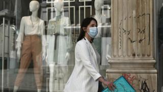 Κορωνοϊός: 66 παραβάσεις για μη τήρηση της ελάχιστης απόστασης και μη χρήση μάσκας στη χώρα