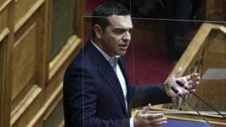 Τσίπρας: Πρωταθλήτρια σε ύφεση και απολύσεις η Ελλάδα λόγω των επιλογών Μητσοτάκη
