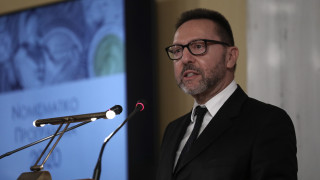 Στουρνάρας στο CNN Greece: Η πρόταση για bad bank θα παρουσιαστεί όταν είναι έτοιμη