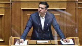 Τσίπρας: Η Συμφωνία των Πρεσπών ξεκλείδωσε την ενταξιακή πορεία Βόρειας Μακεδονίας και Αλβανίας
