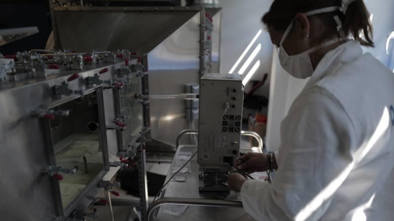 Κορωνοϊος: Η Γαλλία ενημερώθηκε την 31η Δεκεμβρίου για την εμφάνιση του ιού