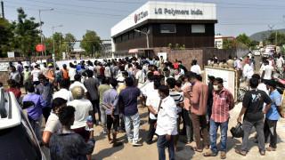 Ινδία: Νεκροί και πάνω από 1.000 στο νοσοκομείο μετά τη διαρροή αερίου σε χημικό εργοστάσιο