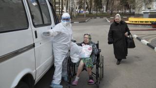 Κορωνοϊός- Ρωσία: Ο πραγματικός αριθμός κρουσμάτων στη Μόσχα φθάνει τις 300.000