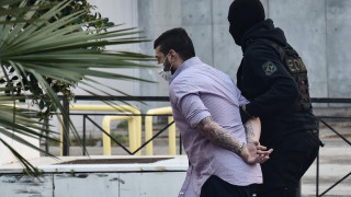 Δίκη Τοπαλούδη: Στο Θριάσιο ως ύποπτο κρούσμα κορωνοϊού ο Ροδίτης