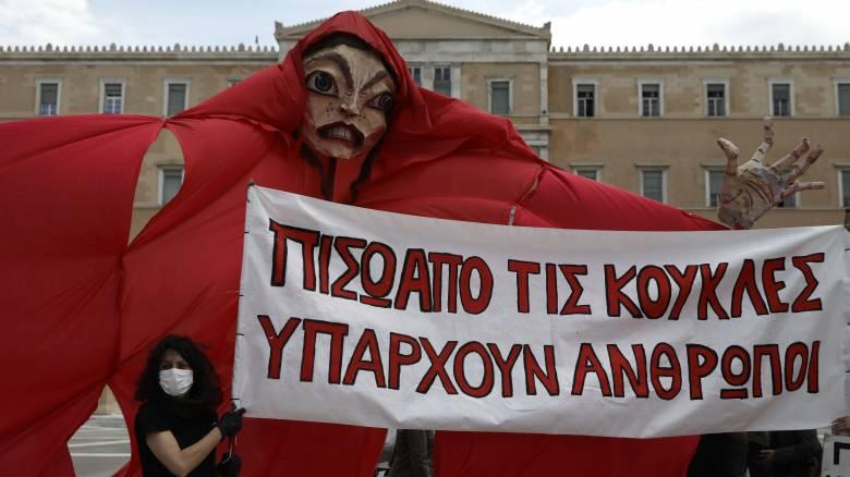 ΣΥΡΙΖΑ: Πολύ λίγα και πολύ αργά τα μέτρα της Μενδώνη