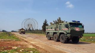Συρία: Ρώσοι και Τούρκοι στρατιώτες αύξησαν την διαδρομή των κοινών περιπολιών στο Ιντλίμπ