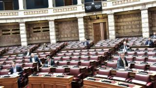 Βουλή: Από την Παρασκευή 60 βουλευτές στην Ολομέλεια