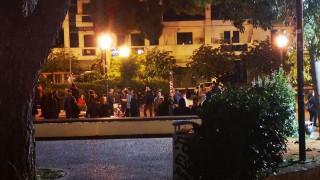 Κορωνοϊός: Σε αστυνομικό κλοιό η Αγία Παρασκευή έπειτα από δύο βράδια έντασης