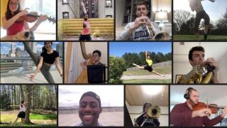 Οι σπουδαστές της σχολής Juilliard παίζουν ένα διαφορετικό «Boléro» από τα σπίτια τους