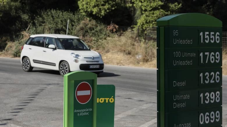 Αποπληθωρισμός 1,4% τον Απρίλιο - Κατάρρευση των τιμών των καυσίμων και ανατιμήσεις στα τρόφιμα