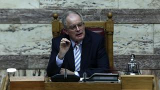 Τασούλας για Κρεμαστινό: Με βαθύτατη θλίψη αποχαιρετούμε έναν άξιο κοινοβουλευτικό