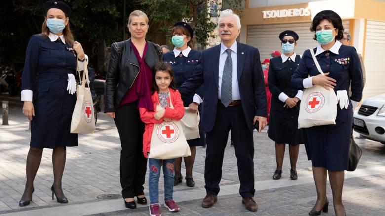 8 Μαΐου 2020: Παγκόσμια Ημέρα Ερυθρού Σταυρού και Ερυθράς Ημισελήνου