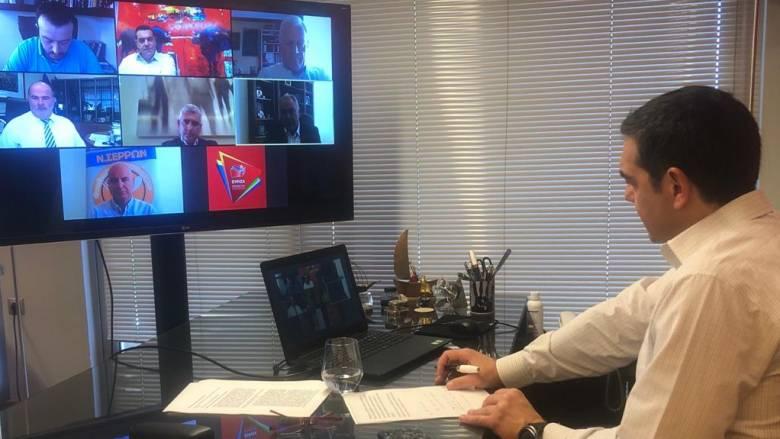 Τσίπρας: Η κυβέρνηση δεν έχει σχέδιο για τη στήριξη των επιχειρήσεων εστίασης