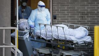 Κορωνοϊός - ΗΠΑ: Ο ημερήσιος αριθμός θανάτων παραμένει άνω των 1.000 από την 1η Απριλίου