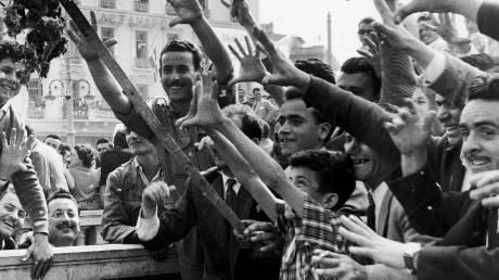 Σαν σήμερα: Η 9η Μαΐου στην ιστορία