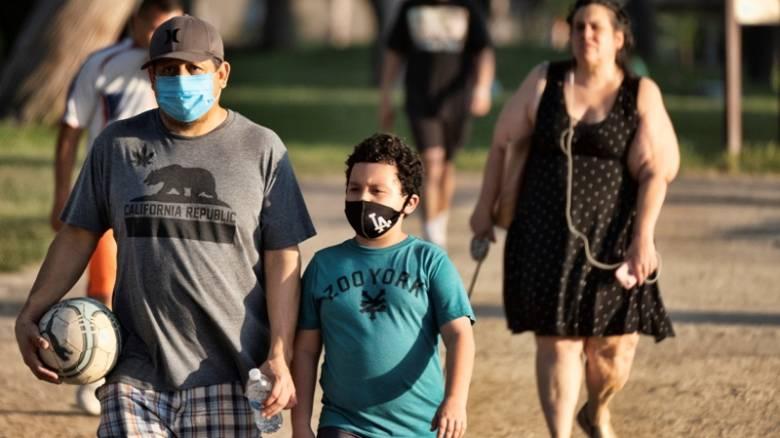 Κορωνοϊός - ΗΠΑ: 1.568 νέοι θάνατοι σε ένα 24ωρο