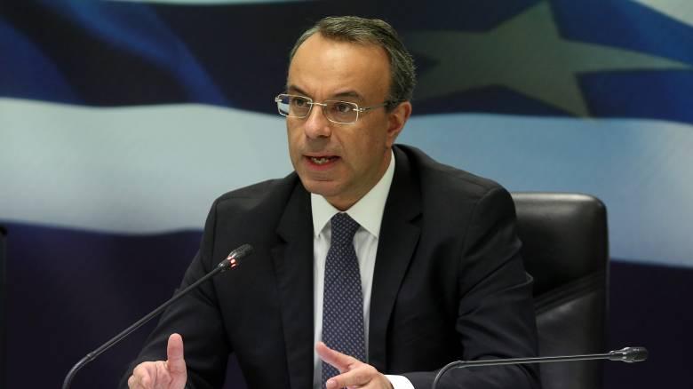 Σταϊκούρας στο CNN Greece: Η κυβέρνηση θα στηρίξει τουρισμό, εστίαση -Μικρότερη η υστέρηση στα έσοδα