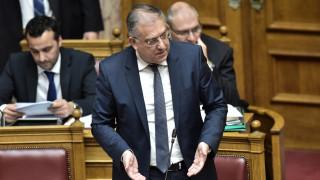 Θεοδωρικάκος: Την Τετάρτη η ρύθμιση για επέκταση των τραπεζοκαθισμάτων